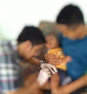 Imunisasi di Rumah