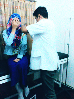 Vaksinasi di Klinik Vaksinasi Raisha 2