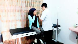 Vaksinasi di Klinik Vaksinasi Raisha