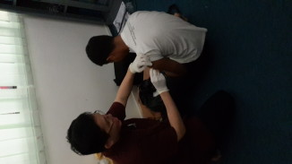 Vaksinasi Masal Hepatitis B Koas FK UII Yogyakarta 2010 Gelombang 2