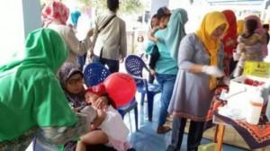 Suasana Vaksin di Yogyakarta