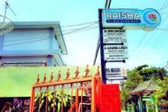 neon box Klinik Raisha